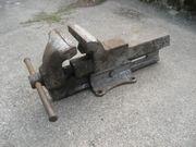 Industrie Schraubstock Backenbreite 150 mm