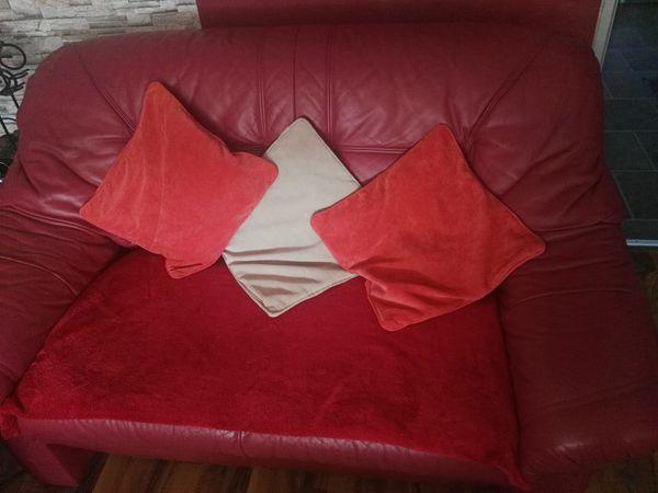 3-sitzer 2-sitzer -Leder Sofas