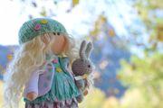 Tilda Puppe Dekor Handarbeit Unikat