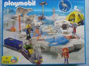 Playmobil 3184 Große Polarforschungsstation NEU