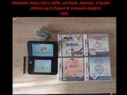Nintendo 3ds xl schwarz