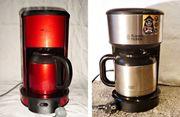 Kaffeemaschine mit Thermoskanne Clatronic oder