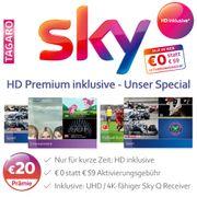 MagentaTV Neukunden - Sky Wunschpaket 12