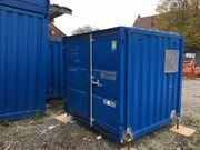6ft 1 98 m Metall-Container