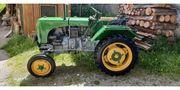 Oldtimer Steyr T 80