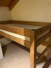 Mobi Kinderhochbett 2x Einzelbetten kombinierbar