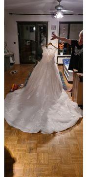 Prinzessinnen Brautkleid