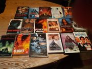 VHS Video Filme