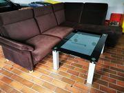 neuwertiges Braunes Sofa