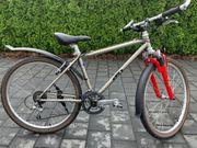 Sehr gut gepflegtes Mountain-Bike 26