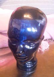 Glas Kopf für Perücke oder