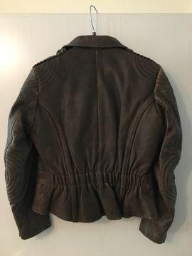 Motorradbekleidung Damen, Kinder - Hein Gericke Damen-Motorrad-Lederjacke