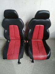 2 SLK- Lederautositze