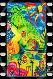 Pierce Brosnan Kunstdruck 45x30 cm