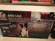 Käfig für Welpen Hundebox