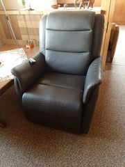 Elektrisch verstellbarer Sessel