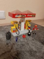 Playmobil Tankstelle