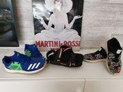 5 Paar Jungen Schuhe gr
