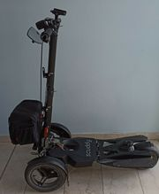 Elektroroller Scuddy ultimate Premium-Made in