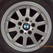Satz Alu Felgen für BMW