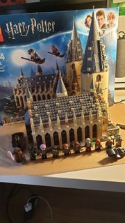 LEGO HARRY POTTER DIE GROSSE