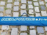 Neil Pryde V8 Slalomsegel mit