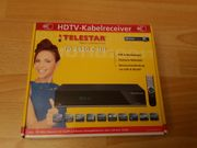 Kabelreceiver Telestar TD 2520 C