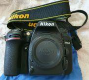 Nikon D7500 DSLR Gehäuse Body