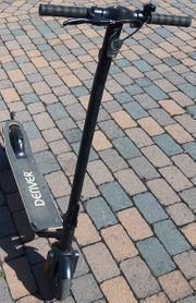 Denver E-Scooter mit Straßenzulassung nach
