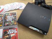 Playstation3 PS3 slim plus 18