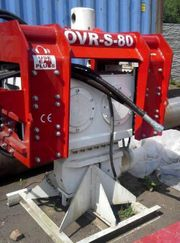 Used vibro hammer OVR S80