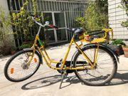 Hercules Rad Postfahrrad Fahrrad stabil