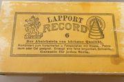 Rarität Lapport Record 6 Abziehstein