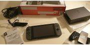 Nintendo Switch Konsole - Grau wie