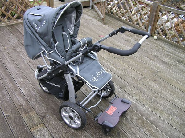 Kinderwagen von Knorr