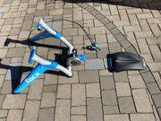 Fahrrad Rollentrainer TACX Widerstandsregulierung