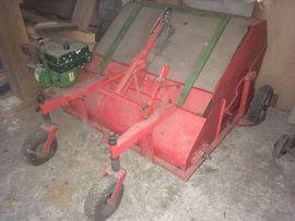Gartengeräte, Rasenmäher - Rasen- Laubkehrmaschine zu verkaufen