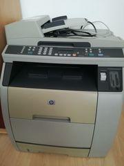 Farb - Laserdrucker HP Color Laserjet