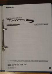 Yamaha Tyros5 Referenzhandbuch