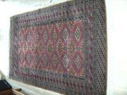 Teppich Indien reine Wolle handgeknüpft