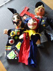 Kasperl Handpuppen und Marionette