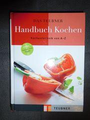 Kochbuch Das TEUBNER Handbuch Kochen