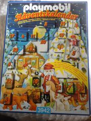 Playmobil Vintage Adventskalender 00er Jahre