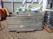 Gebrauchtes 285-teiliges Layher Stahlgerüst