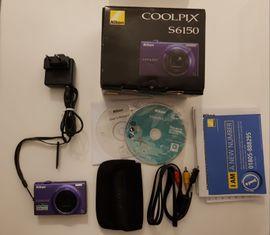 Nikon Digital Coolplix S6150: Kleinanzeigen aus Mannheim Käfertal - Rubrik Digitalkameras, Webcams