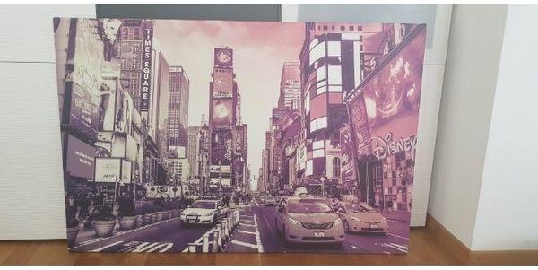 Fotoleinwand New York City
