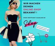 Mit dem Online Shop den