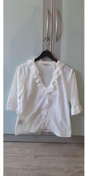 Weiße Bluse von S Oliver