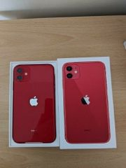Neues Iphone 11 256gb rot