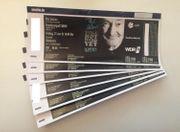 6x Phil Collins Konzert Tickets